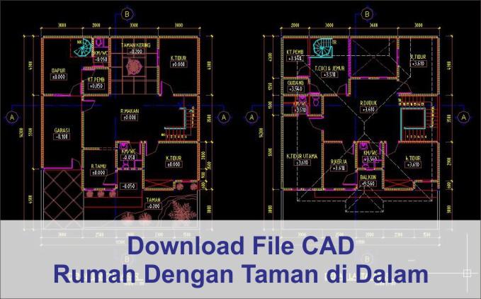 download rumah dengan taman indoor