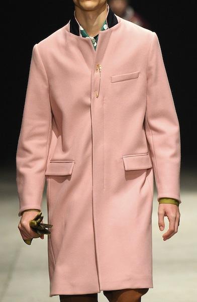 Pitti Uomo 83 - Andrea Pompilio Fall Winter 2013 Fashion