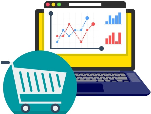 ecommerce shopping cart how to run online retail store
