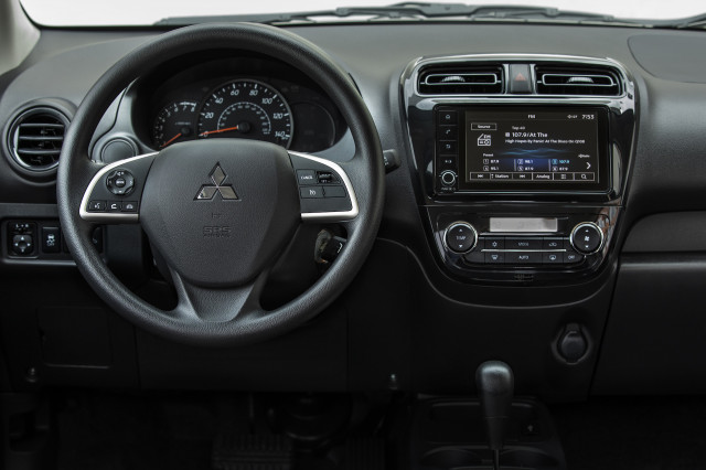 2021 Mitsubishi Mirage Review