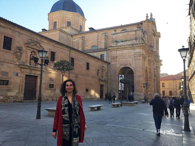 Iglesia de la Purísima, antes del concierto