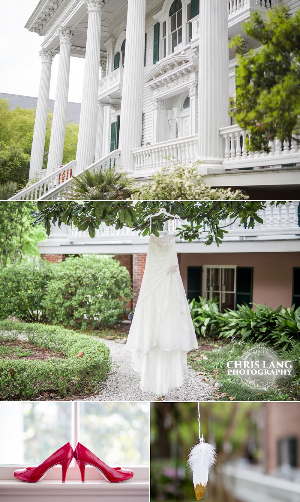 Bellamy Mansion Wedding Pictures - Wilmington NC Wedding Photographers