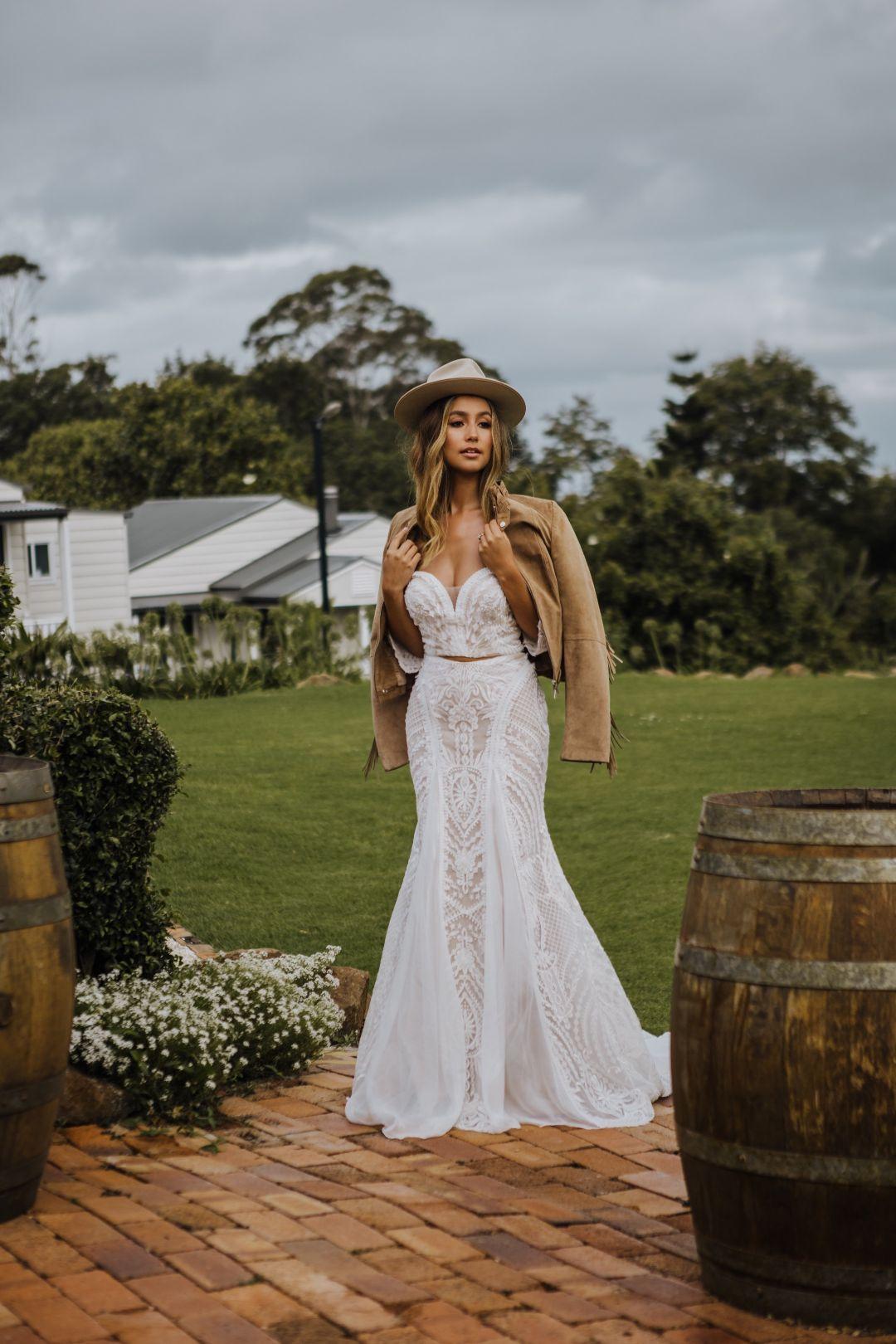 the gc bridal lounge bohemian wedding dresses australia