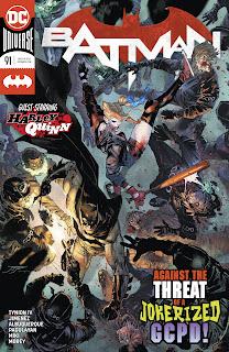 Batman #91 cover