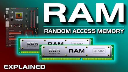 Sering Mengeluh RAM Cepat Penuh,  Begini Penjelasan RAM dan Cara Kerjanya