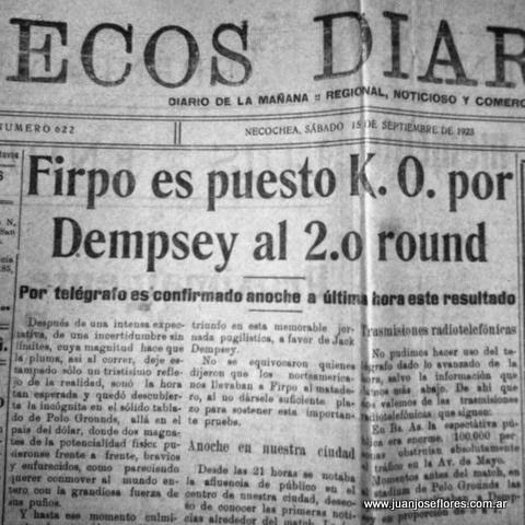 dempsey firpo