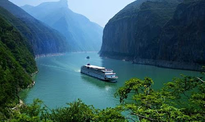 Sungai Terpanjang di Asia