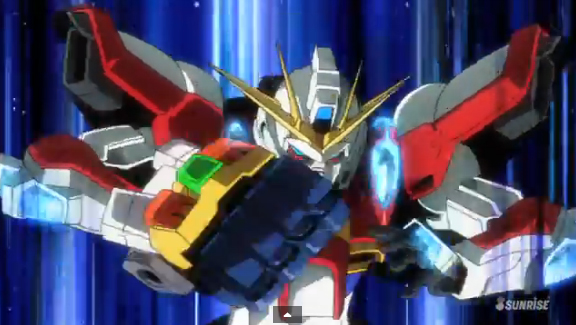 Watch GUNDAM BUILD FIGHTERS TRY-Episode 8: Upon This Shield (ENG sub)