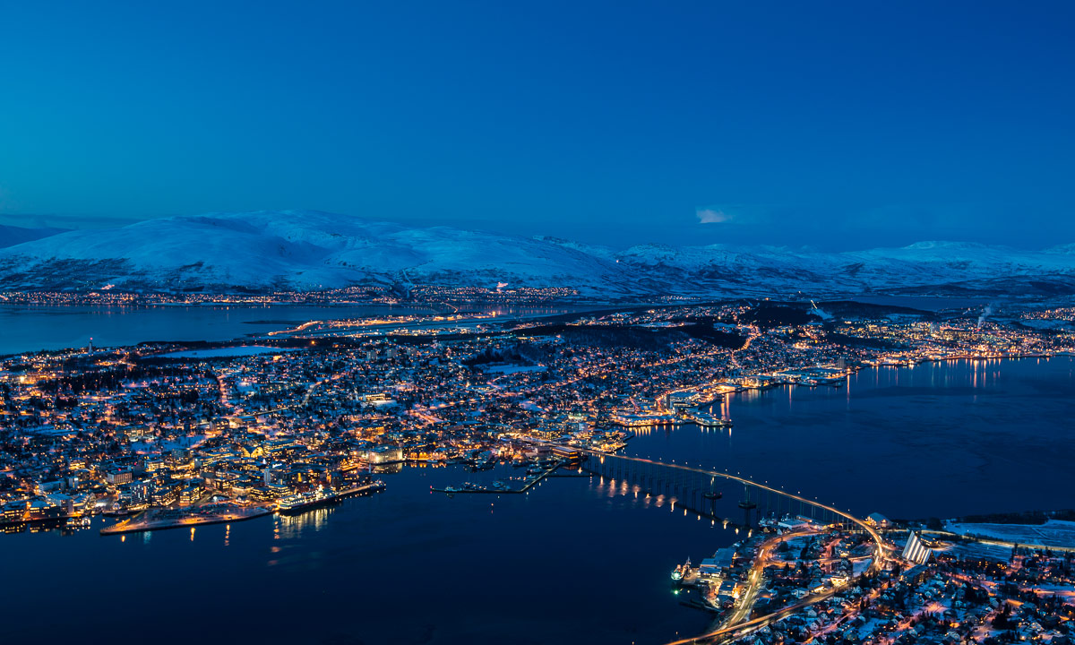 Trip to Norway Tromso