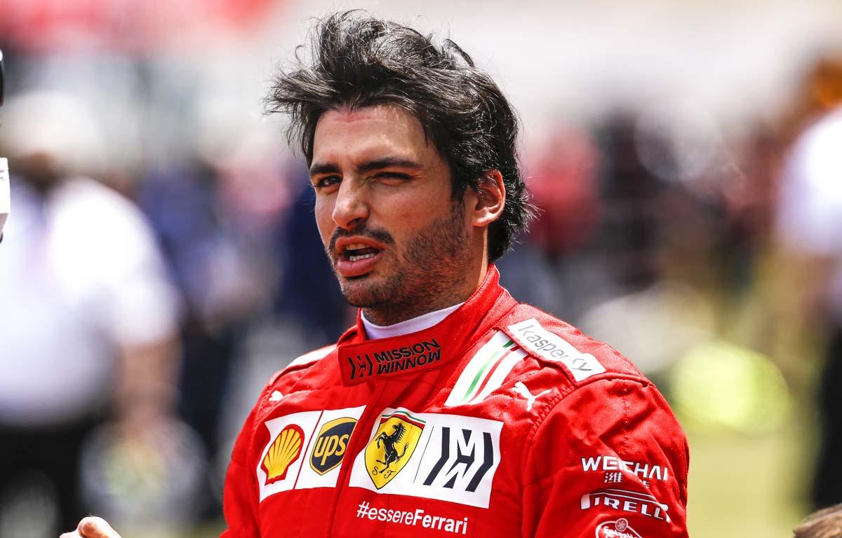 Carlos Sainz surpreso com Dificuldades de Alguns pilotos