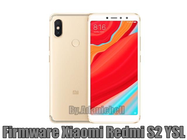 Firmware Xiaomi Redmi S2 YSL
