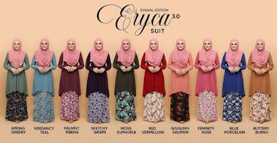 ERYCA SUIT 3.0 ( SYAWAL EDITION )