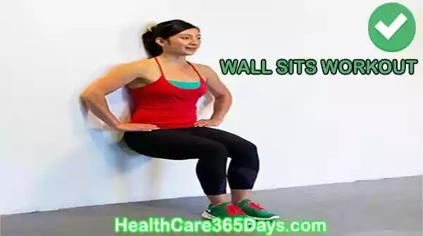 wall-sits-workout-for-back-pain