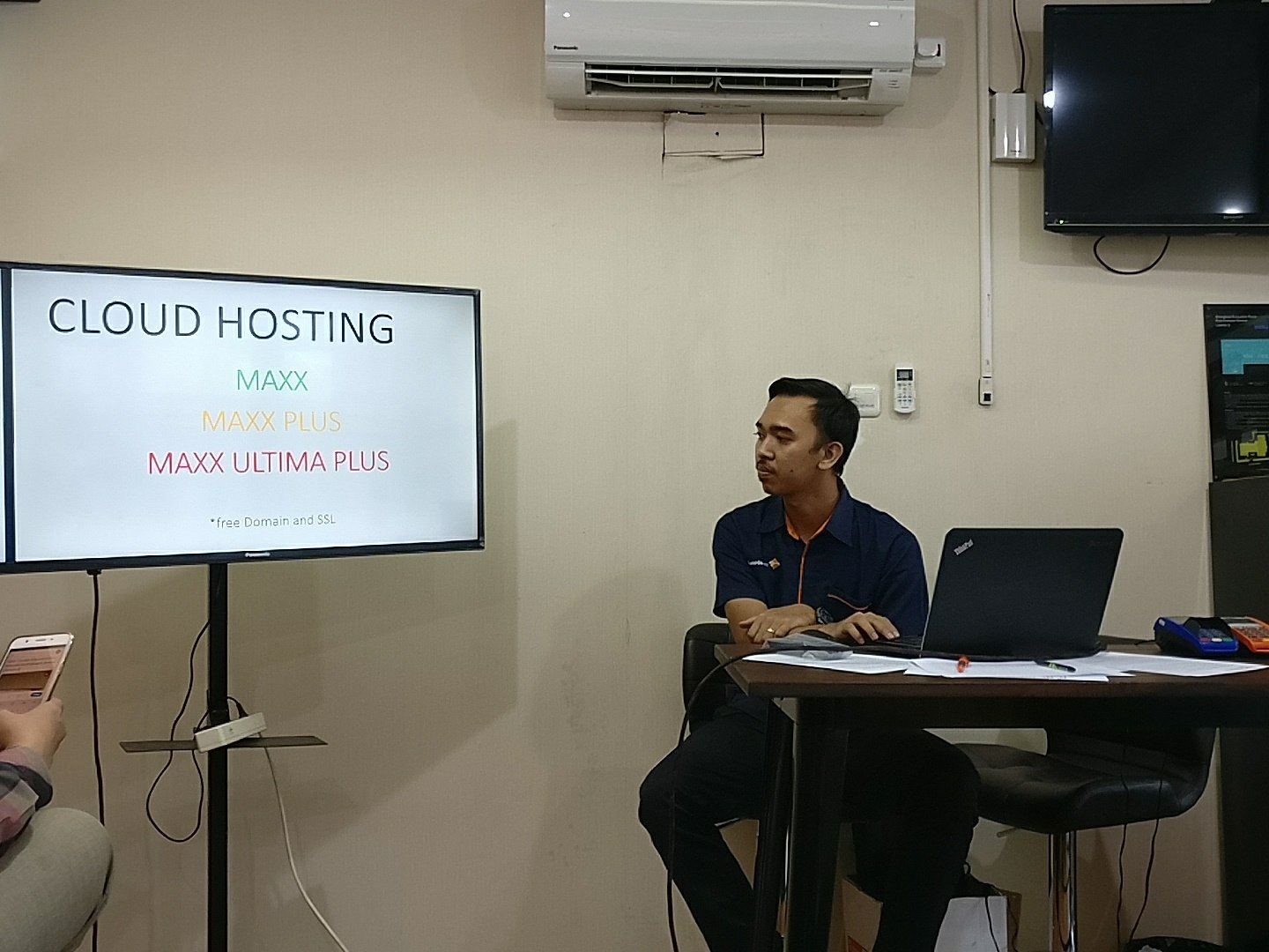 Product Knowledge: Maxx Hosting