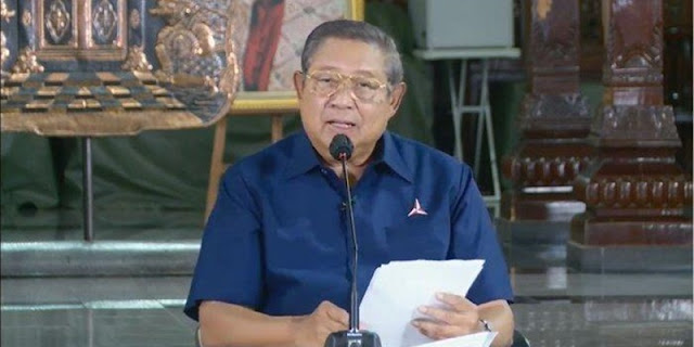 Sebelum Angkat Moeldoko, Akal-akalan Mengubah AD/ART Demokrat Sudah Sampai Ke Telinga SBY