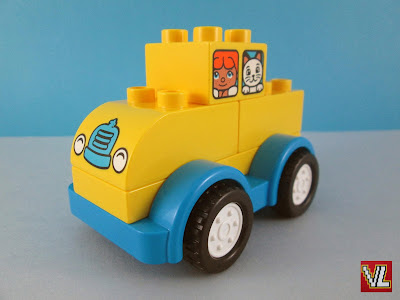 LEGO Duplo 10851 - modelo alternativo (carro)