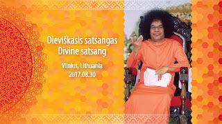 Dieviškasis satsangas Vilniuje