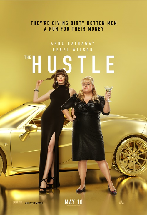 Review Filem : The Hustle (2019)