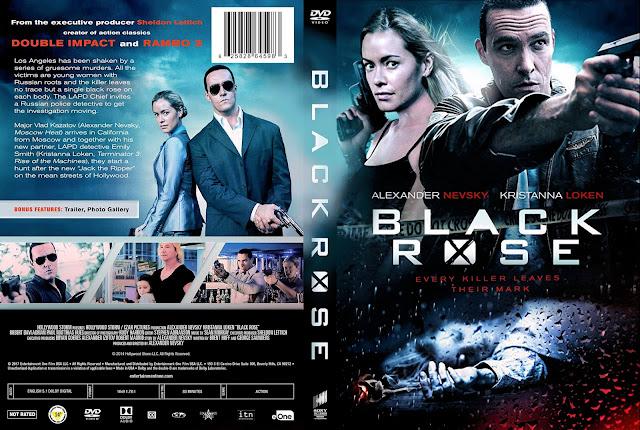 Black Rose (scan) DVD Cover