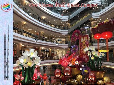 One Utama Mall, Kuala Lumpur