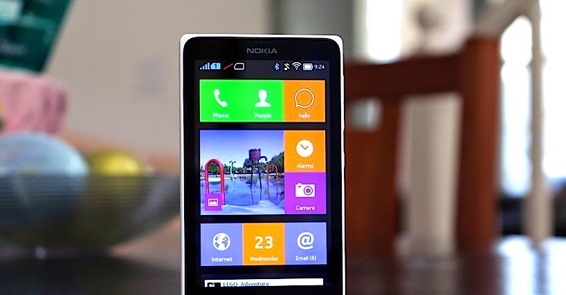 Review Lengkap Nokia X 'Normandy'
