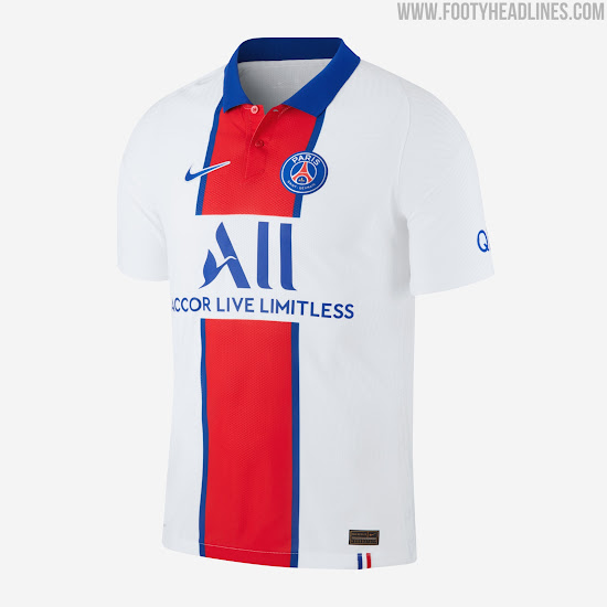 Psg 20 21 Away Kit Released Footy Headlines