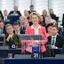 O Parlamento Europeo aproba á Comisión Von  der  Leyen
