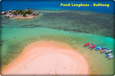 Pantai Lengkuas belitung