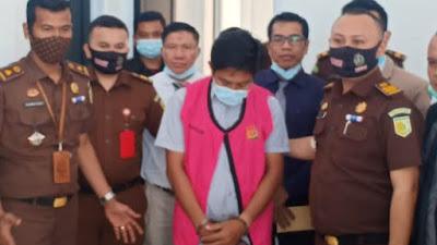 Mantan Pejabat PD Tuah Sekata Ditahan Kejari Ancaman Diatas 5 Tahun