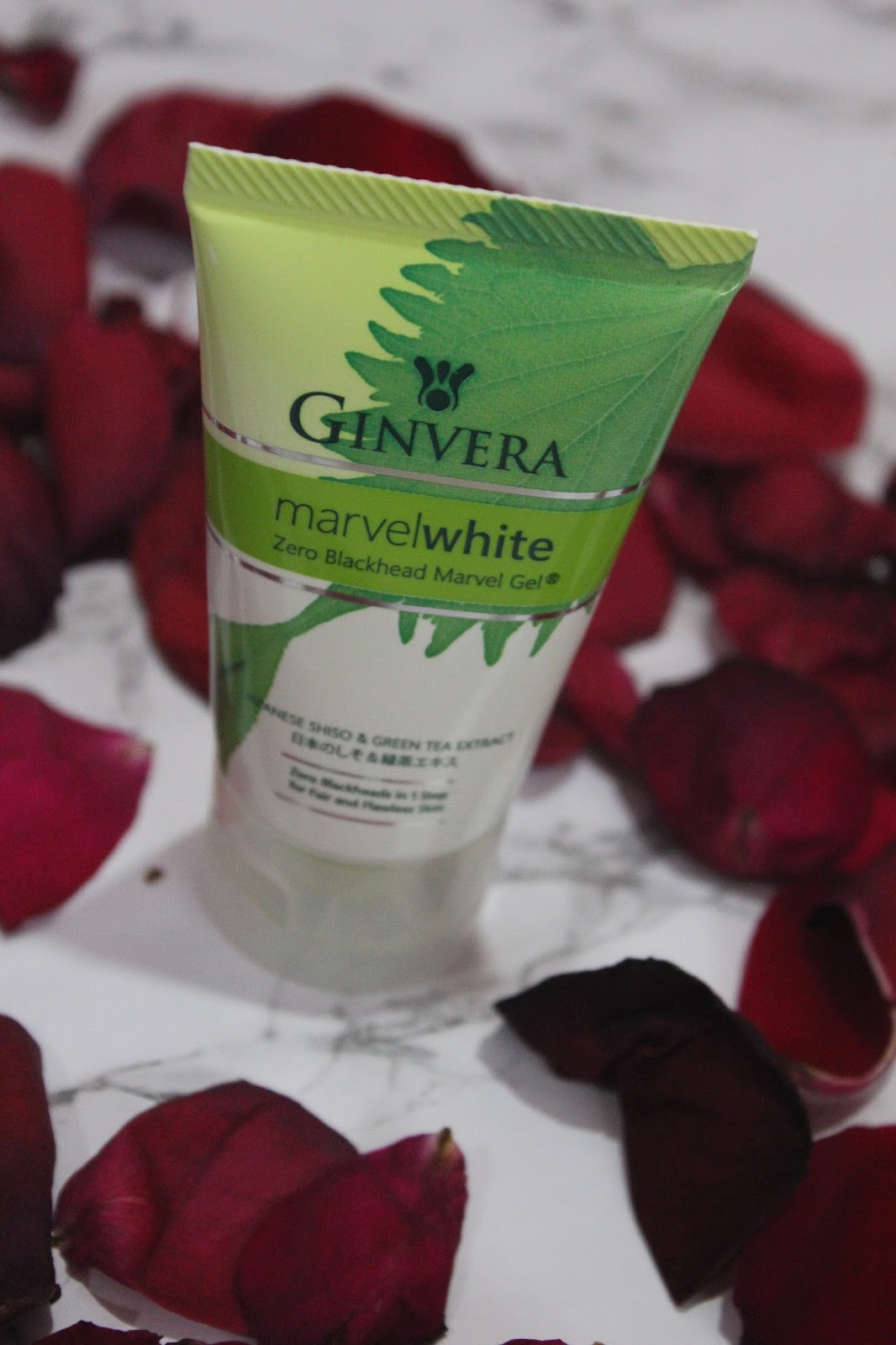 Ginvera Marvel White Zero Blackhead Marvel Gel