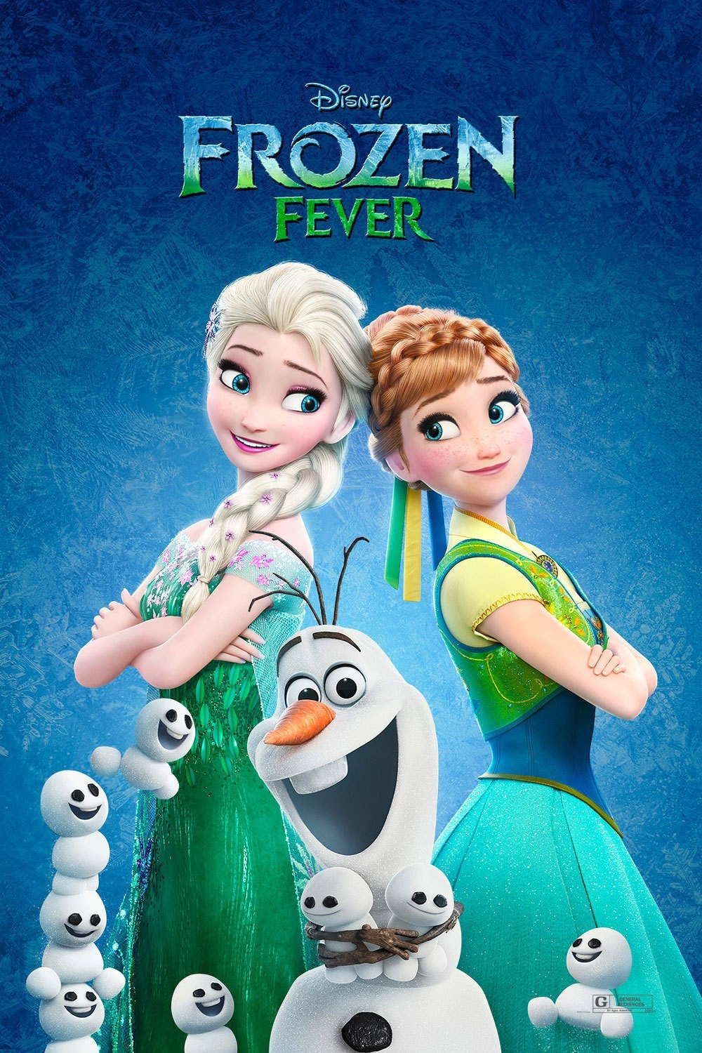 Frozen Fever 2015 - Full (HD)