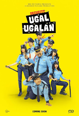 Poster Film Security Ugal-Ugalan