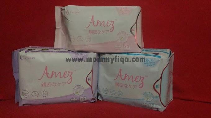 Amez Care Bio Herbal Sanitary Pad Review