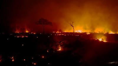 """Incendios en la Amazonia es """"amenaza de genocidio"""" para indígenas en aislamiento"""