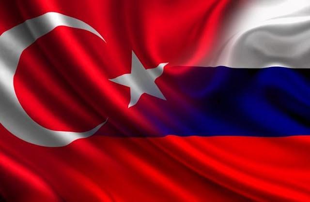 سريان إلغاء التأشيرة بين تركيا وروسيا لحاملي جوازات سفر معينة