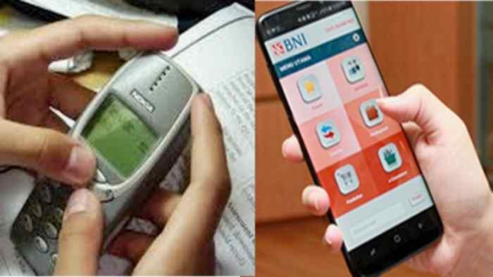 Format dan registrasi SMS BANKING BNI