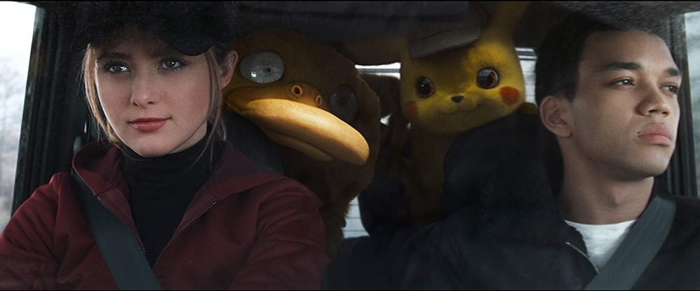 Pokemon, Pokemon Detective Pikachu, Ryan Reynolds, Live Action, Action, Adventure, Comedy, Family, Movie Review by Rawlins, Rawlins GLAM