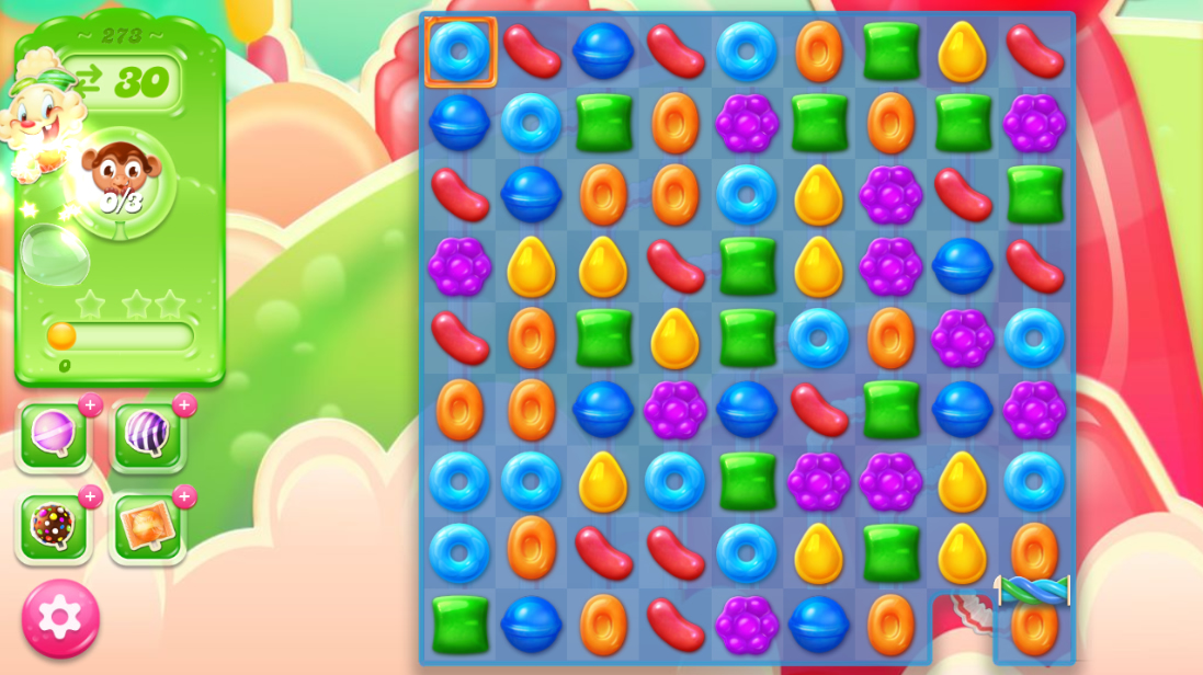 Candy Crush Jelly Saga 273