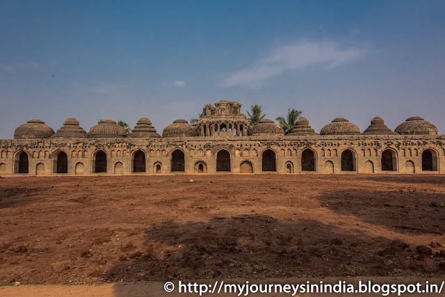 Hampi Elephant Stable