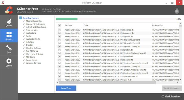 تحميل برنامج سي كلينر Download CCleaner 2016 لتنظيف الجهاز وتسريعه