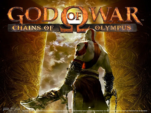 God of War Chains of Olympus ISO (PPSSPP)