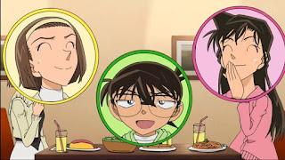 Hellominju.com : 名探偵コナン アニメ 第992話『町家カフェでの事件』    Detective Conan Ep.992   Hello Anime !