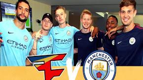 Man City tái hợp tác với FaZeClan để phát triển truyền thông và Esports