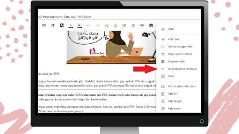 Cara Mengatasi Postingan  Hanya Tampil Satu di Homepage Blogger  Blogspot