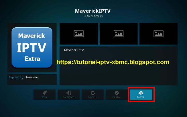 Maverick Iptv Addon Kodi Repo - UK USA Iptv Free On Kodi