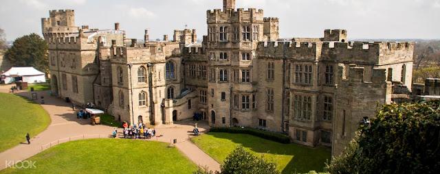 Warwick Castle Cotswolds (England)