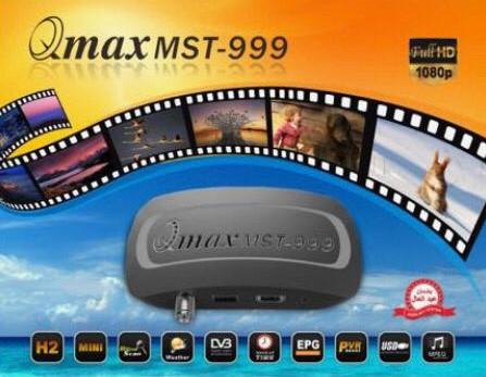 سعر ومواصفات ومميزات رسيفر كيوماكس Qmax H2 فانكام