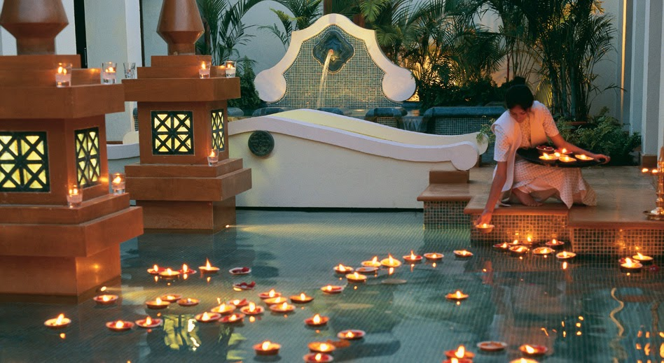 Sereno SPa in the Park Hyatt Goa is one of the finest and most luxurious spas in Goa