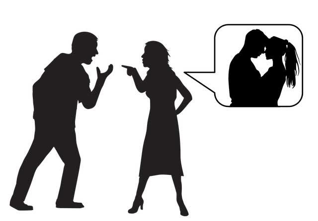 Trik Atasi Pacar yang Cemburuan, Jealous dan posesif