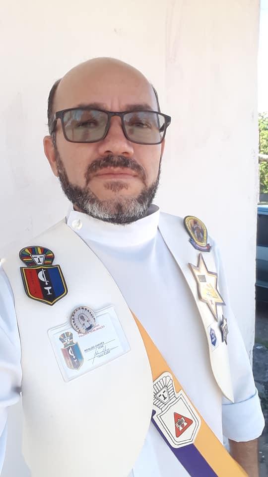 Médium Rivaldo Chaves participa de bate papo sobre a Ordem Espiritualista Cristã Vale do Amanhecer